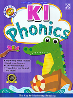 Bright Kids Books K1 Phonics