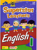 Superstar Learners English 1