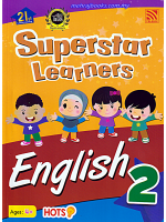 Superstar Learners English 2
