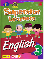 Superstar Learners English 3