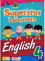 Superstar Learners English 4