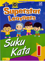 Superstar Learners Suku Kata 1