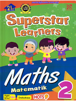 Superstar Learners Maths-Dwibahasa 2