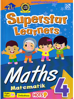 Superstar Learners Maths-Dwibahasa 4