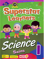 Superstar Learners Science-Dwibahasa 1