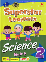 Superstar Learners Science-Dwibahasa 2