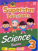 Superstar Learners Science-Dwibahasa 3