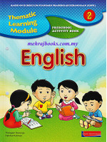 Thematic Learning Module Preschool Activity Book English 2