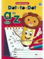 Dot-To-Dot a to z Small Letters