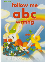 Follow Me abc Writing