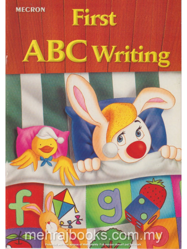First ABC Writing