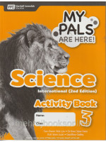 My Pals Are Here! Science International (2nd Edition) Activity Book 3