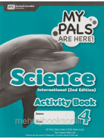 My Pals Are Here! Science International (2nd Edition) Activity Book 4