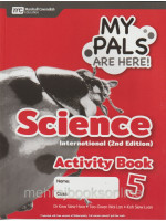 My Pals Are Here! Science International (2nd Edition) Activity Book 5