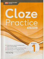 Cloze Practice Primary 2nd Edition