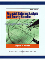 Financial Statement Analysis and Security Valuation Fifth Edition