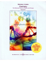 Chemistry: The Molecular Nature Of Matter and Change 8th Edition