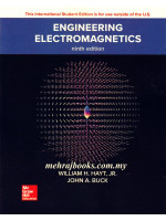 Engineering Electromagnetics 9th Edition
