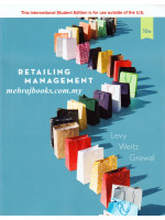 Retailing Management Tenth Edition