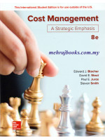 Cost Management A Strategic Emphasis Eighth Edition