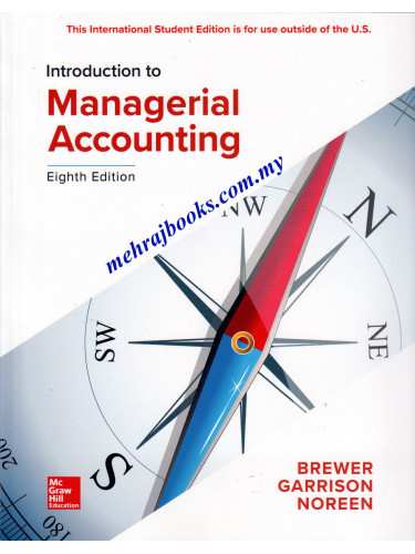 Introduction to Managerial Accounting Eighth Edition