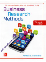 Business Research Methods Thirteenth Edition