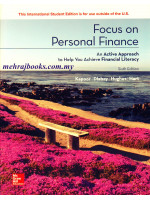 Focus on Personal Finance Sixth Edition