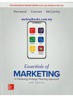 Essentials of Marketing Sixteenth Edition