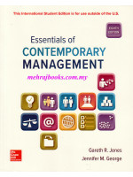 Essentials of Contemporary Management 8th Edition