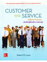 Customer Service Seventh Edition