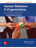 Human Relations in Organizations: Applications and Skill Building 11th Edition