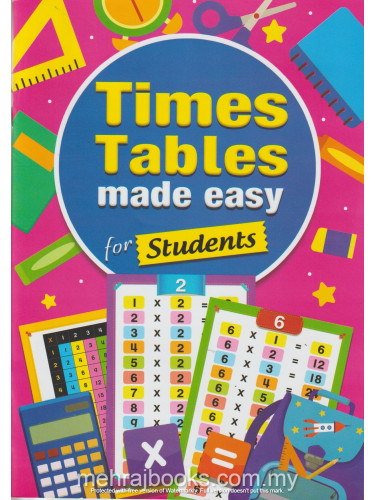 Times Tables made easy for Students