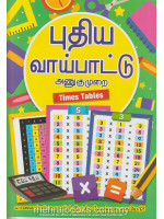Times Tables (Tamil)