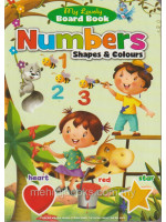 Numbers Shapes & Colours
