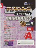 Module Versatile 21st Century Teaching And Learning Mathematics Book A & B Form 4