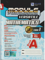 Module Versatile 21st Century Teaching And Learning Mathematics Book A & B Form 1
