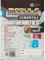 Module Versatile 21st Century Teaching And Learning Mathematics Book A & B Form 2