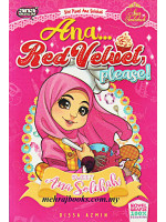 Siri Novel Ana Solehah Ana... Red Velvet, Please!