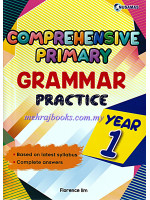 Comprehensive Primary Grammar Practice Year 1