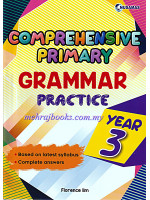 Comprehensive Primary Grammar Practice Year 3