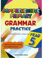 Comprehensive Primary Grammar Practice Year 5