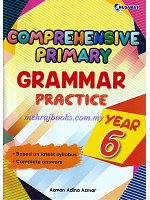 Comprehensive Primary Grammar Practice Year 6