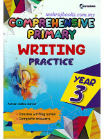 Comprehensive Primary Writing Practice Year 3