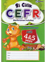 Si Cilik CEFR (Reinforcement Activities) Age 4 & 5 Years