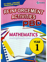 Reinforcement Activities PBD Mathematics Year 1-DLP