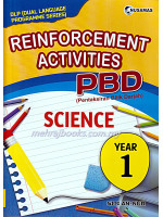 Reinforcement Activities PBD Science Year 1-DLP