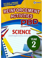 Reinforcement Activities PBD Science Year 2-DLP