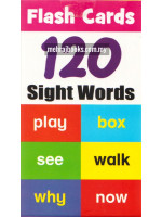 Flash Cards 120 Sight Words