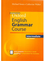 Oxford English Grammar Course with Answers [Intermediate]