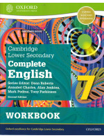 Cambridge Lower Secondary Complete English Workbook 7 (Second Edition)